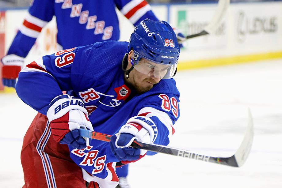 Интервью Павла Бучневича, ставшего первой российской звездой марта в НХЛ