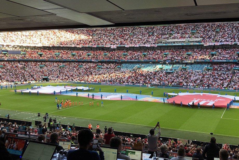 Англия впервые в истории вышла в финал Евро! Всё решил сомнительный пенальти