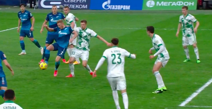 «Это сговор. Преступление против футбола!» Скандал из-за пенальти в матче «Зенита»