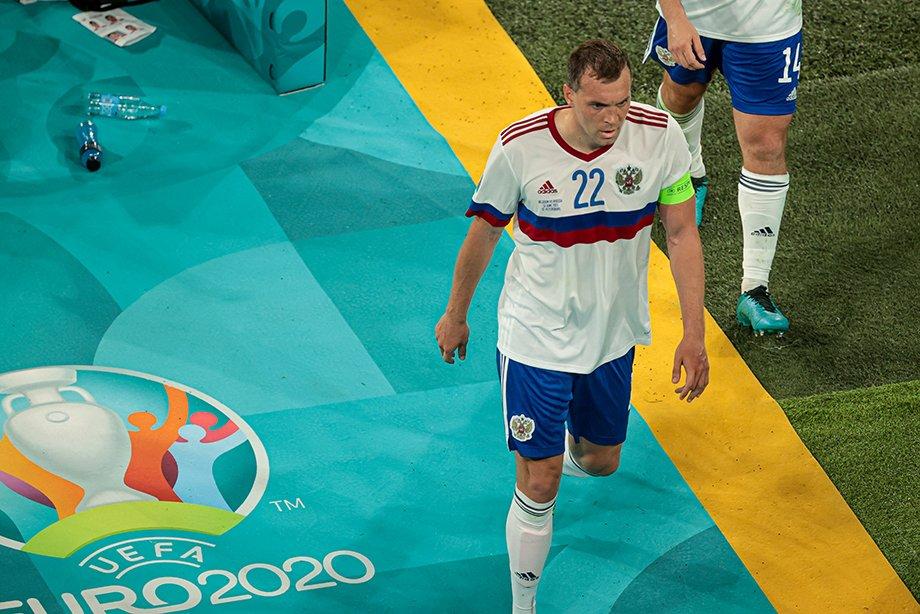 Большая проблема сборной России: отсутствие игроков-лидеров. Все привыкли быть ведомыми