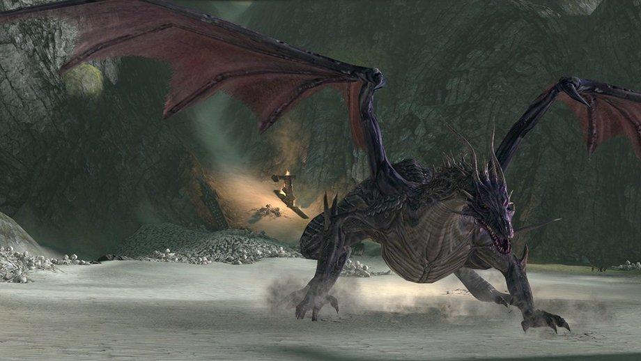 ДРАКОН ИЗ DRAGON AGE: INQUISITION