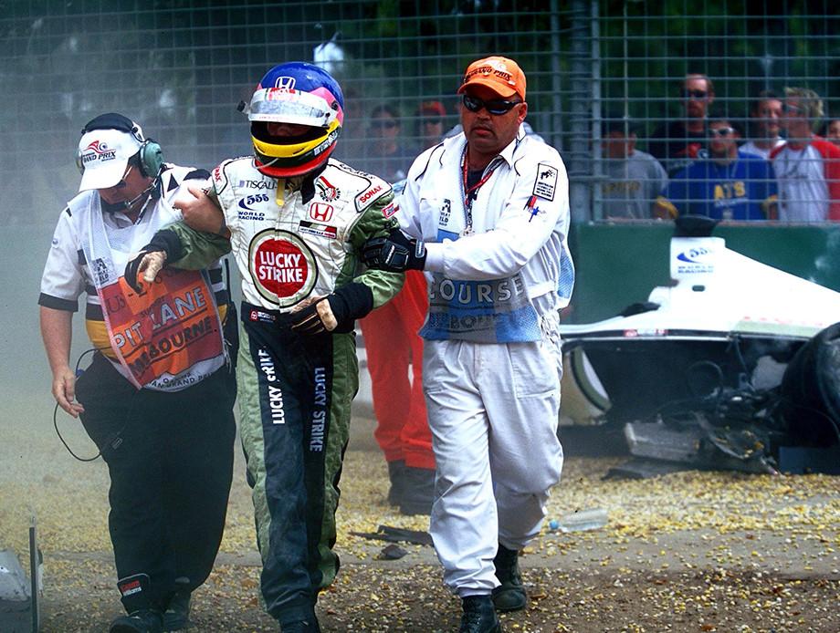 Великое поколение Ф-1: 20 лет назад в одной гонке дебютировали Кими, Алонсо и Монтойя