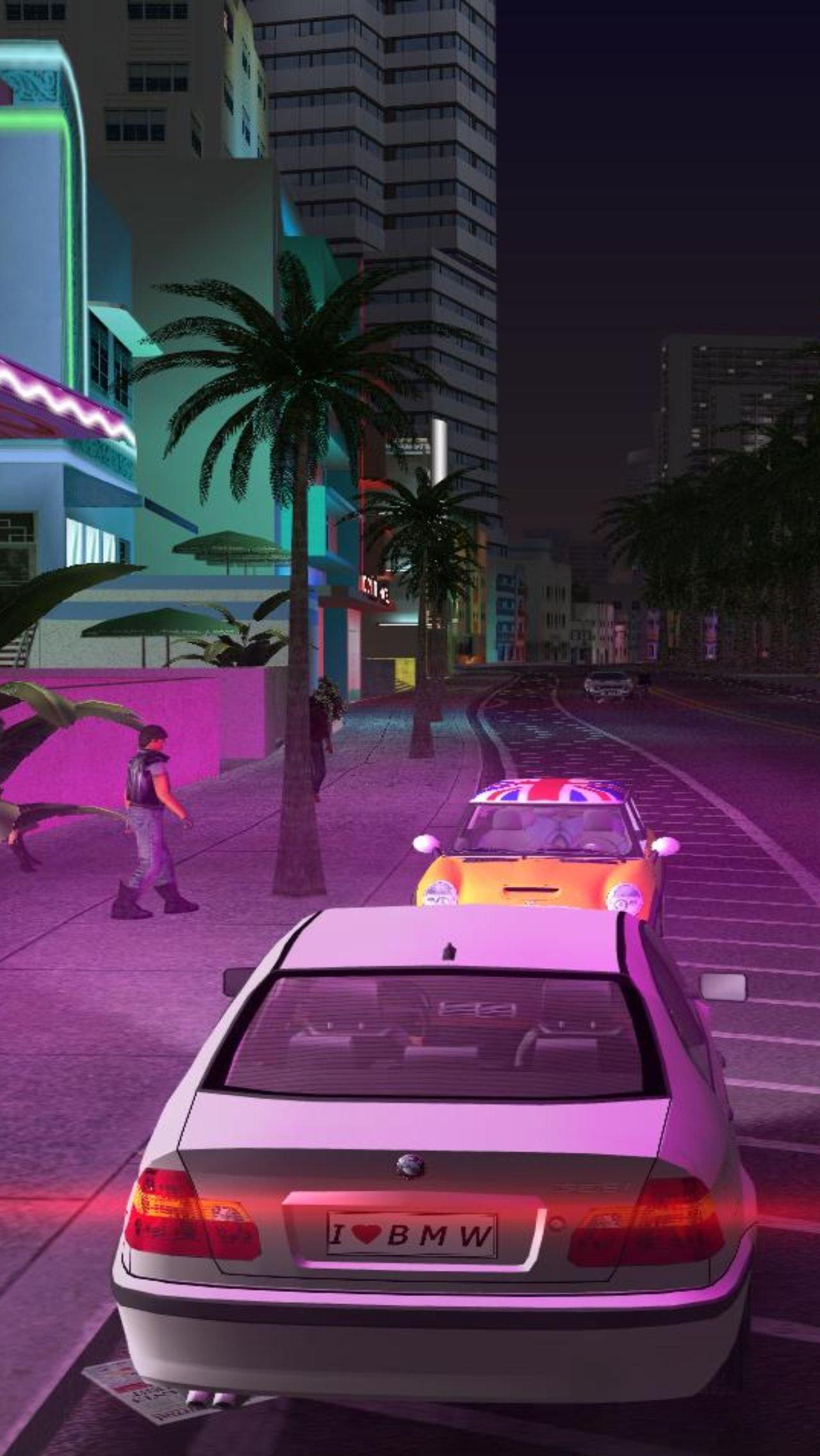 GTA: Vice City – The Driver
