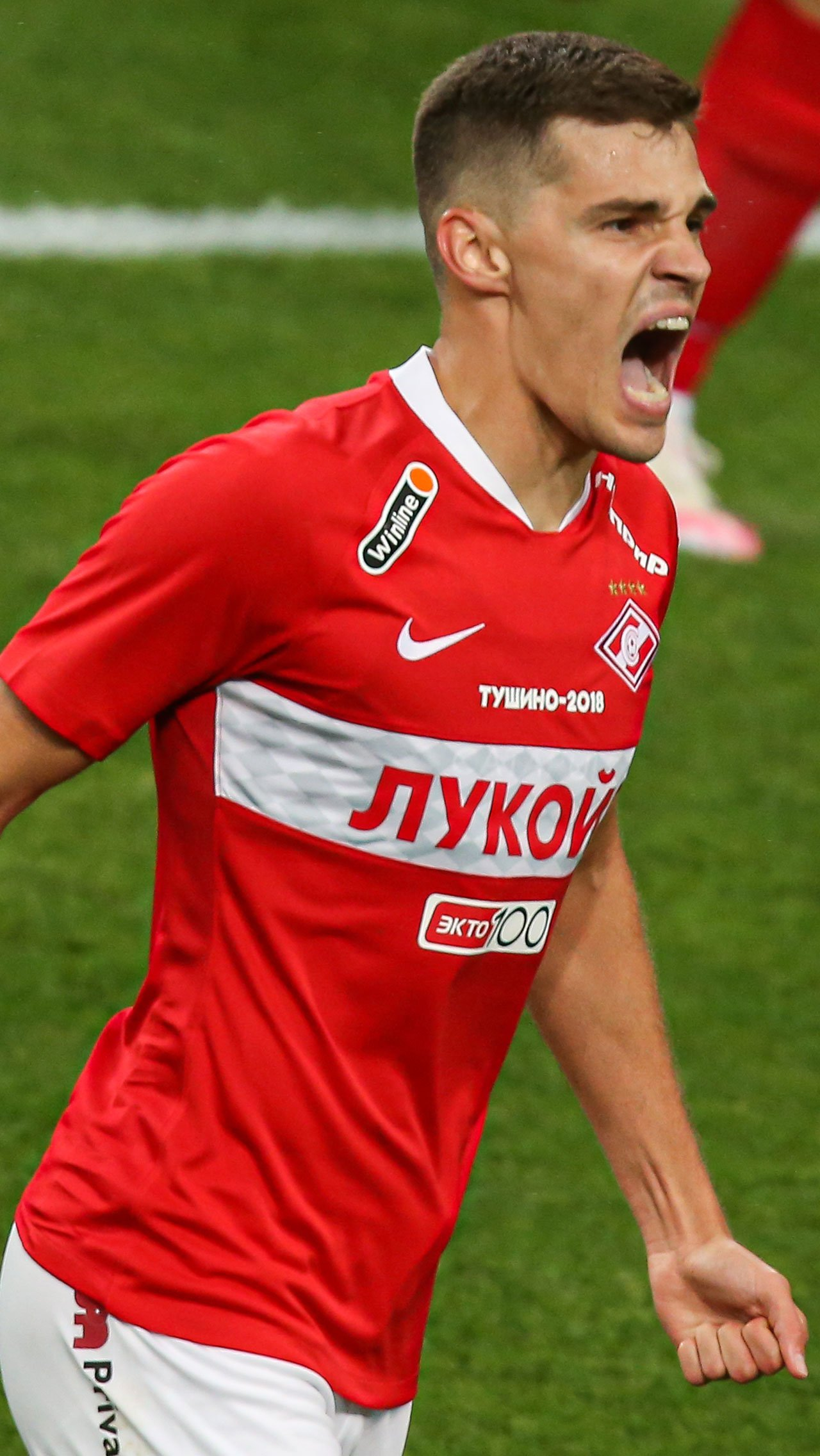 Кстати, олимпийский чемпион из России за главную победу в жизни получит в 6 раз меньше, чем футболист Роман Зобнин за месяц. Как сообщалось, его зарплата в «Спартаке» – 3,5 млн евро в год.