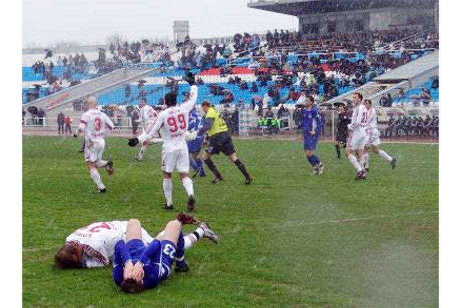 «На матчи брал с собой пистолет». Судья Веселовский совмещал футбол со службой в ФСБ
