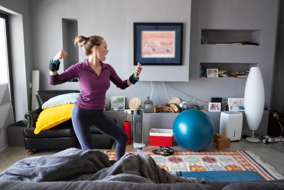 Как держать себя в форме, если не нравится тренироваться: 7 альтернатив классическим занятиям в спортзале
