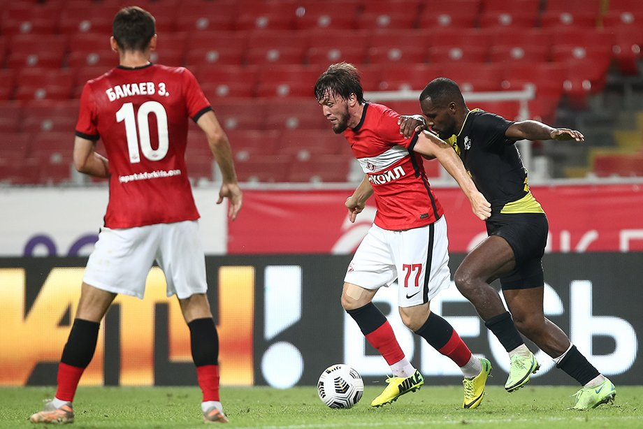 В «Спартаке» критический перебор атакующих футболистов. Как сбалансировать состав?