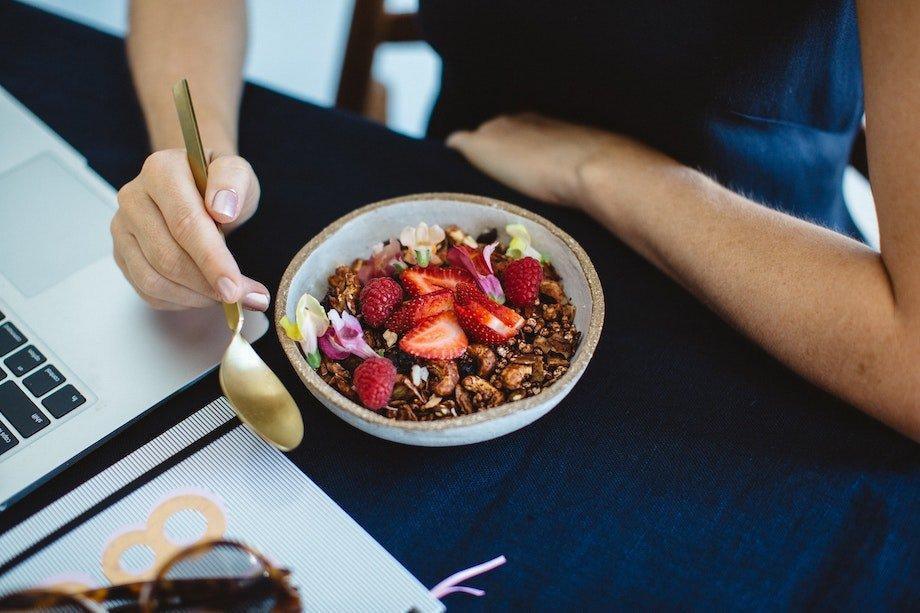 Что будет, если есть только завтрак?