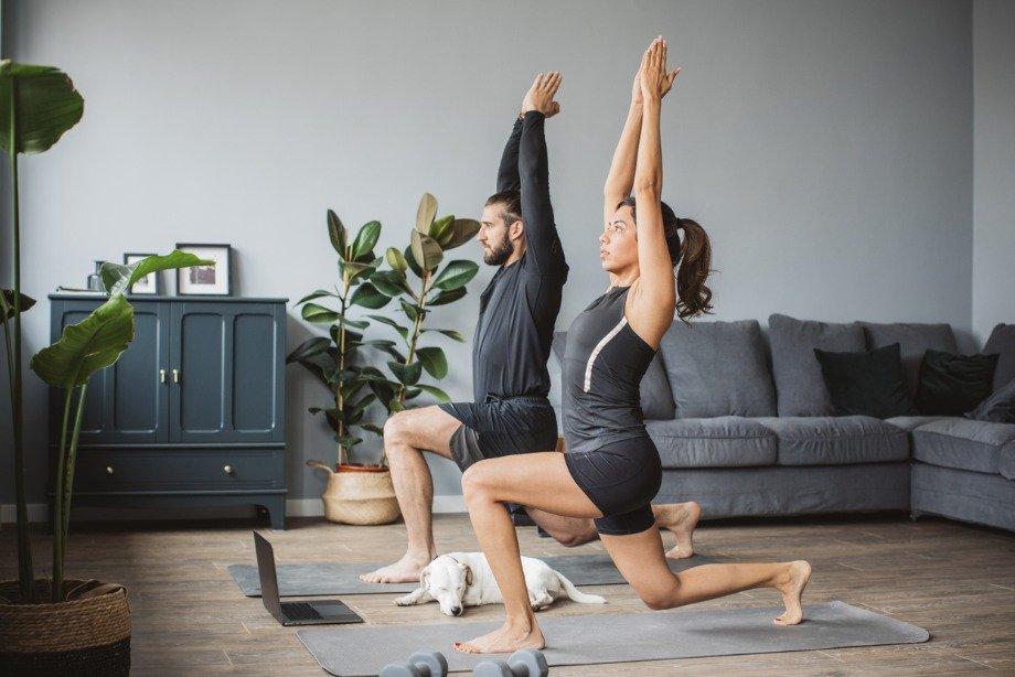 Сколько калорий сжигается при сексе и во время бега, расход энергии за 30 минут на тренировке и в постели