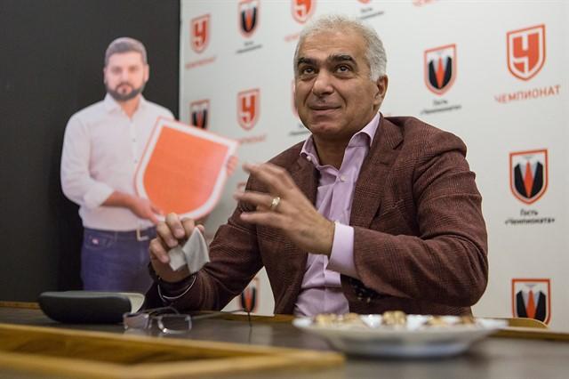 Бывший спортивный директор «Динамо» Аджоев может оказаться в тульском «Арсенале»