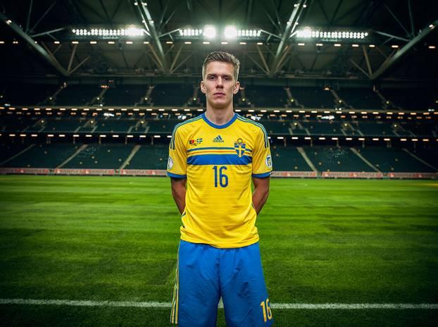 Сборная Швеции представила форму, в которой может сыграть на чемпионате мира