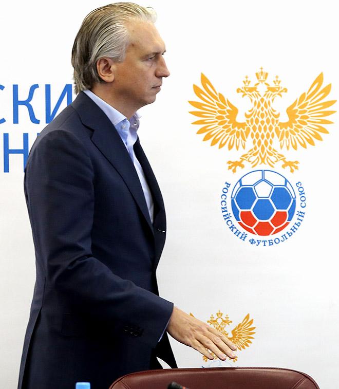 Фоторепортаж с исполкома Российского футбольного союза