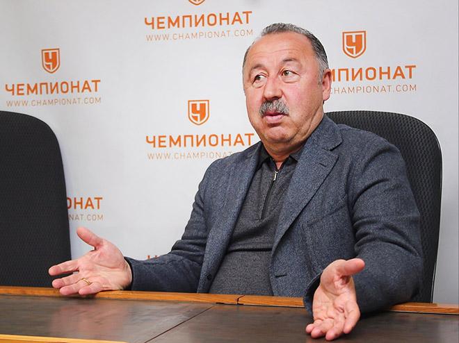 Газзаев: никогда не видел такого единства, как в ЦСКА перед финалом Кубка УЕФА