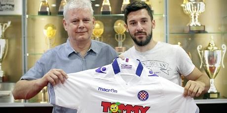 Милич перешёл из «Ростова» в «Хайдук»