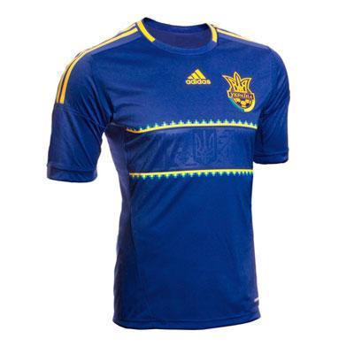 Выиграй футболку сборной Украины!