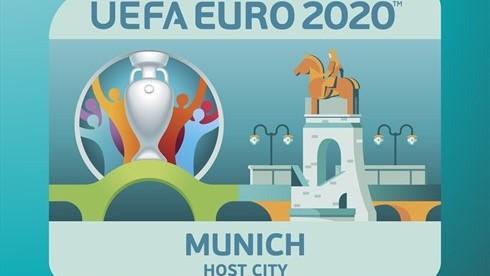 Мюнхенский логотип Евро-2020