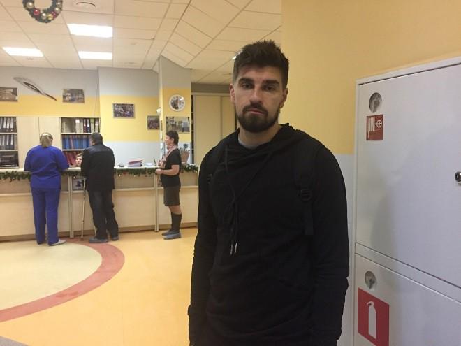 Антон Коченков присоединился к «Локомотиву»