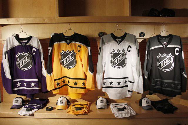 Форма Матча звёзд НХЛ
