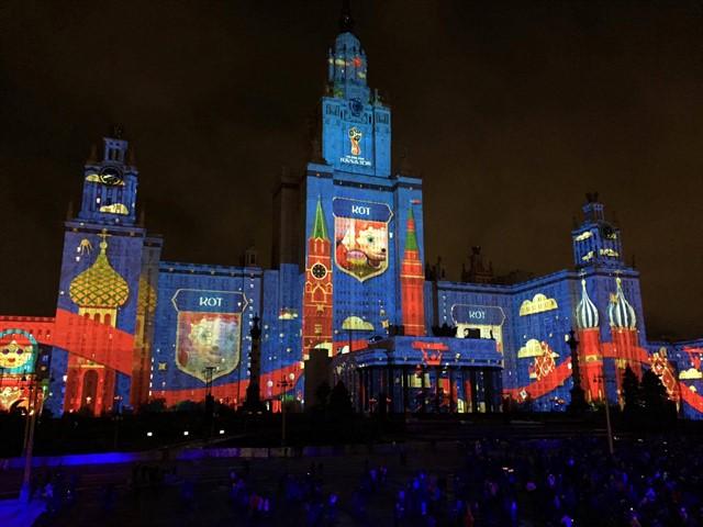 В Москве представили тройку кандидатов на звание талисмана ЧМ-201