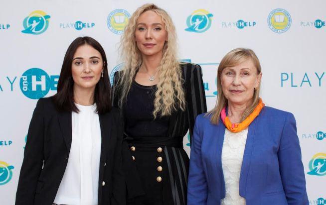 Жёны игроков «Зенита» Смольникова и Шатова открыли центр для детей с ДЦП