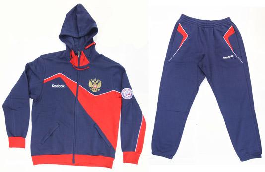 Тренировочный костюм сборной России