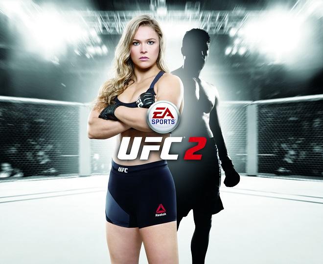 Обложка EA SPORTS™ UFC 2