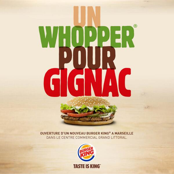 burger king marketing communications This case is about us-based fast food giant burger king corporation's (burger king) subservient chicken campaign that was launched to promote its tendercrisp chicken sandwiches, in april 2004.