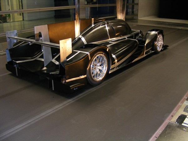 Новый гоночный прототип от «БР Инжиниринг»