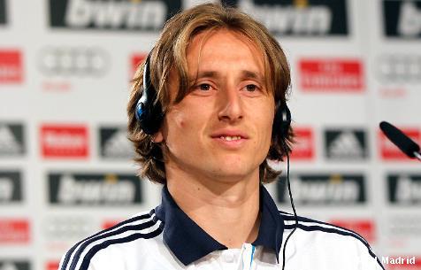 Модрич: для меня большая честь стать игроком лучшего клуба в мире