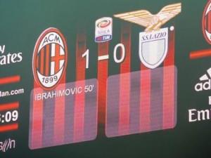 Милан — Лацио