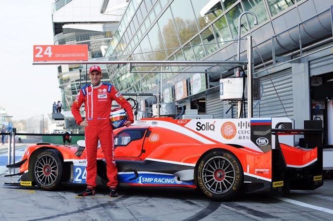 Петров получил место вкоманде бывших управляющих Marussia вФормуле-1
