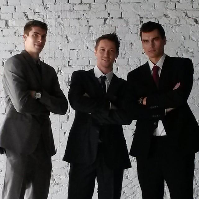 Игроки сборной Украины в фотосессии для «Playboy»