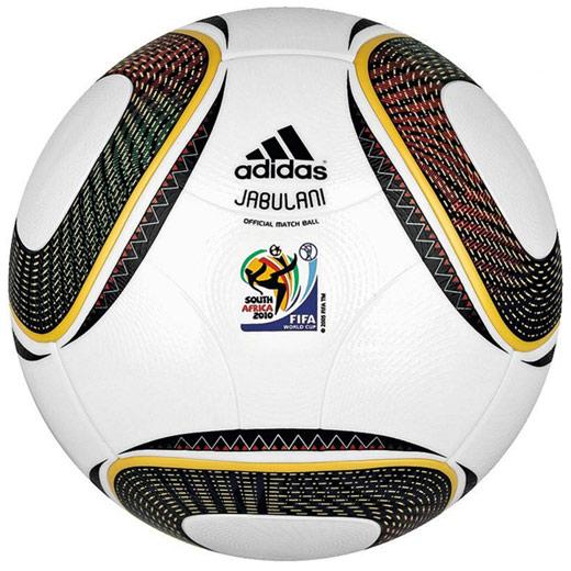 Выиграй официальный мяч чемпионата мира - 2010!