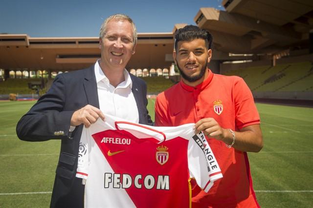 «Монако» объявил о переходе полузащитника «Лиона» и молодёжной сборной Франции