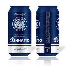 """ХК """"Динамо"""" (Минск) презентовал пиво под собственным брендом"""
