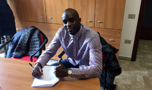 Мохамед Сиссоко подписал контракт с «Тернаной»