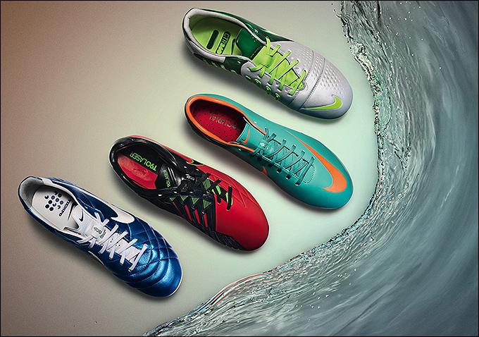 8279e63a Компания Nike представила новую технологию бутс All Condition ...