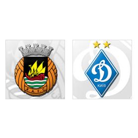 «Риу Аве» — «Динамо» К: онлайн-трансляция матча начнётся в 23:05