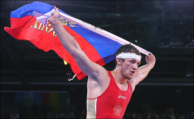 комбинезон, список олимпийских чемпионов по борьбе пробовал