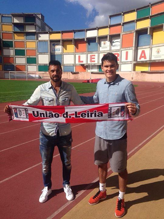 18-летний российский вратарь Злобин перешёл в «Лейрию»