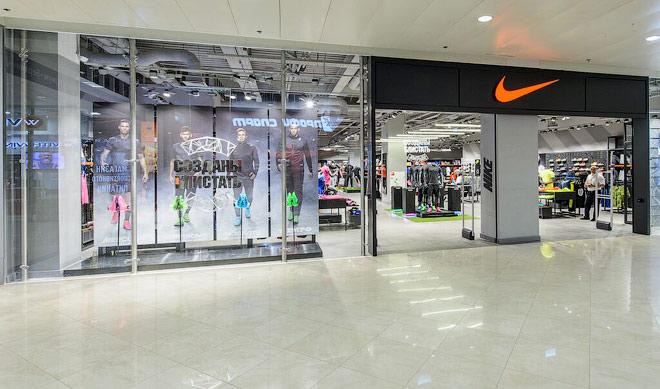 В ТРЦ «Европейский» после реновации открыт обновлённый магазин Nike