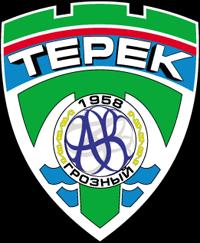 """Новый логотип грозненского """"Терека"""""""