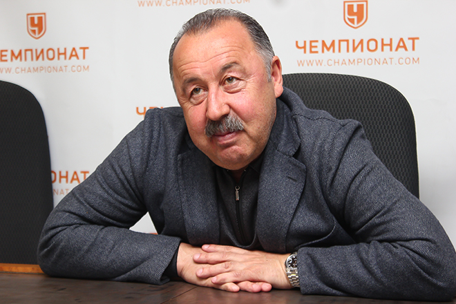 Валерий Газзаев побывал в гостях у редакции «Чемпионата»