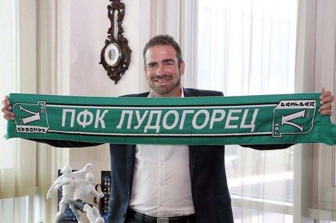 Бруну Рибейру возглавил тренерский штаб «Лудогорца»