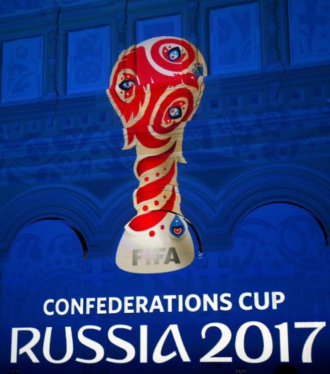 эмблема кубка конфедераций 2017 фото