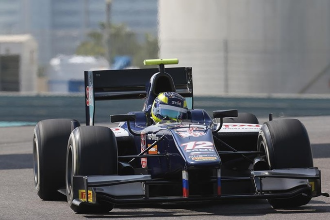 Russian Time на этапе GP2 в Абу-Даби