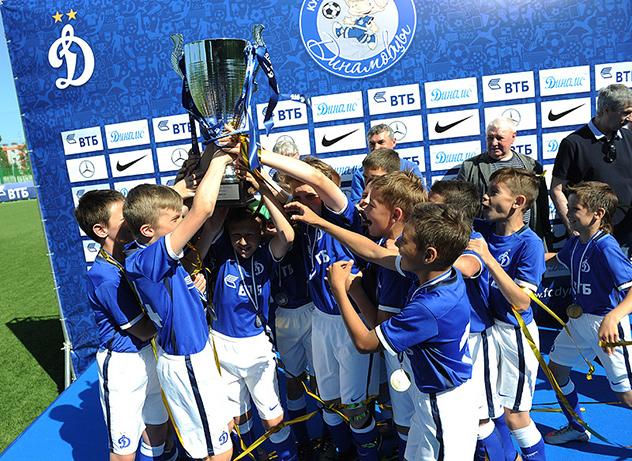 Москва победила в финале Кубка ВТБ «Динамовцы» — 2016