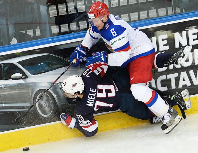 чемпионат мира сша россия