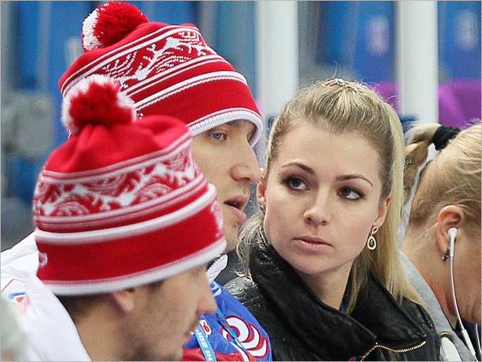 мария кириленко и овечкин фото