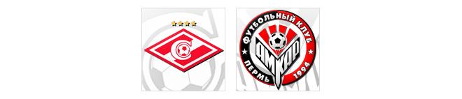 «Спартак» — «Амкар»: онлайн-трансляция матча начнётся в 13:30